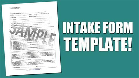 mental health intake form template best intake form template for mental health assessment