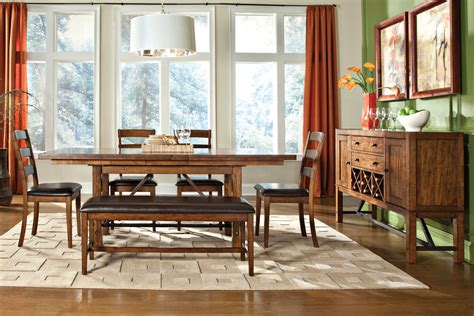 solid wood table and bench clara solid wood table 4 chairs bench at gardner white