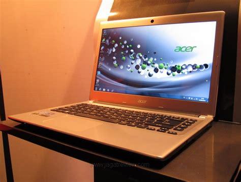 Laptop Acer Yang Slim peluncuran jajaran notebook acer slim family jagat review