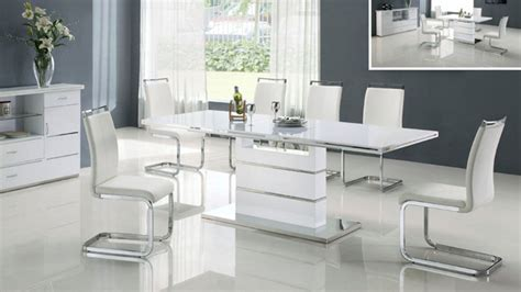 white dining set refreshingly neat 15 white dining sets home design lover