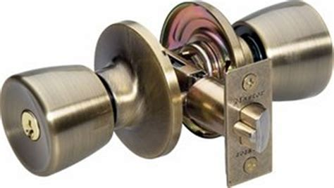 Door Knob Lock by Master Lock Tuo0105 Tulip Keyed Entry Door Knob Antique Brass New Free Shipp Ebay