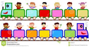 Free Toy Train Table Plans by Kids On Train Banners Royalty Free Stock Photos Image 5808548