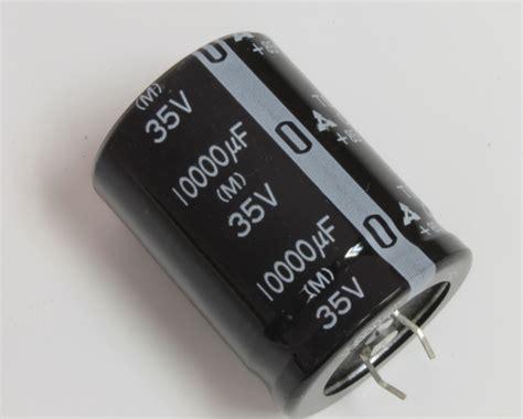 panasonic hd capacitors eces1vu103t panasonic capacitor 10 000uf 35v aluminum electrolytic snap in 2020086922