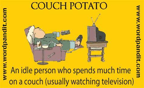 couch potato quiz couch potato wordpandit
