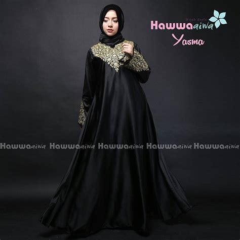 Yasma Dress by Gaya Muslim Modern Baju Muslim Terbaru Yasma Dress By