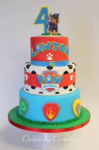 Paw Patrol Birthday Cake » Home Design 2017