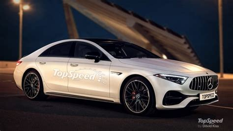 mercedes benz cls review top speed