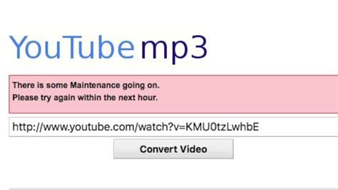 you tub to mp rip youtube mp3 converter website taken down youtube