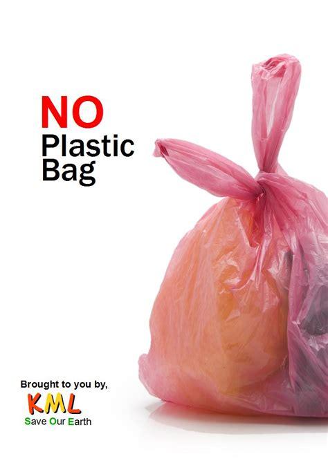 say no to plastic bag cherienicole