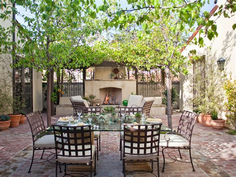 Style Patios by Stylish And Functional Outdoor Dining Rooms Outdoor