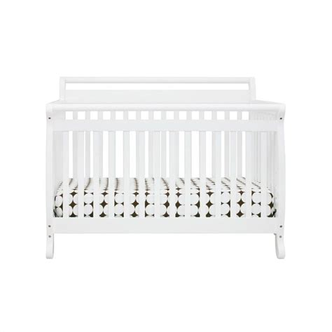 Davinci Emily 4 In 1 Convertible Wood Baby Crib In White Davinci Emily 4 In 1 Convertible Crib White