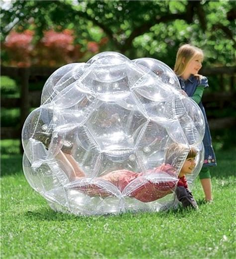 big backyard games 51 inch clear view transparent great big outdoor playball