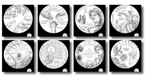 proof american platinum eagle concept designs