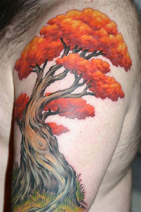32 incr 237 veis tatuagens de 225 rvores frondosas e cheias de