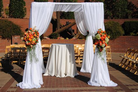 wedding drapes for rent wedding back drapery square chuppah do it by yourself