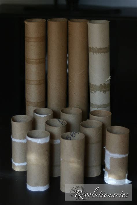 What Can You Make With A Paper Towel Roll - paper roll crafts for fall