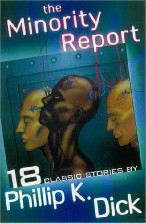 minority report book review the minority report in the uk charan newton