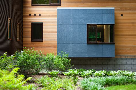 modern house exterior materials modern house phenomenal corrugated steel panels decorating ideas images