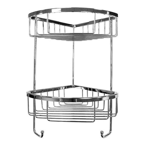 shower baskets trays and dishes at home