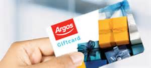 Argos Gift Card Offer - argos business solutions