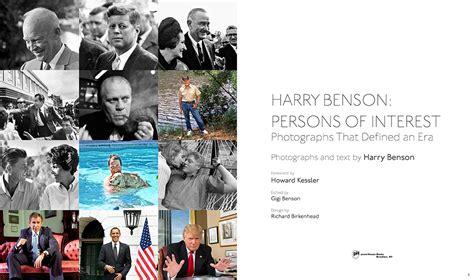 harry benson persons of interest books harry benson persons of interest powerhouse books