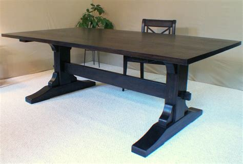 hand crafted dining table  douglas martin fine