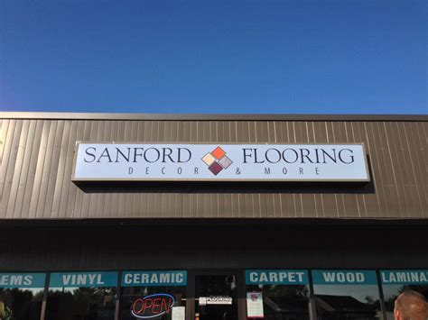 sanford flooring in sanford spotlight dealer