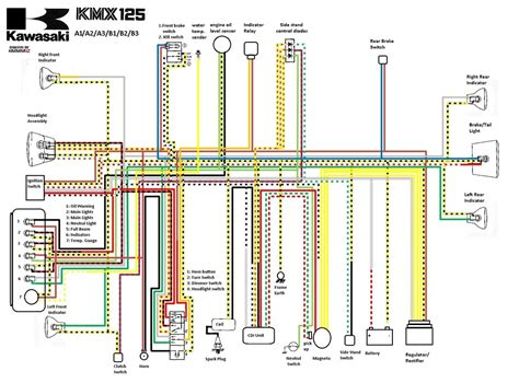 honda xrm motorcycle wiring diagram impremedia net