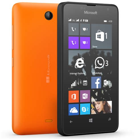 Microsoft Lumia Dual Sim microsoft lumia 430 dual sim most affordable lumia announced