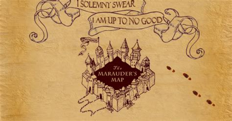 Marauders Map quot creepy quot tool marauders map uses to map your