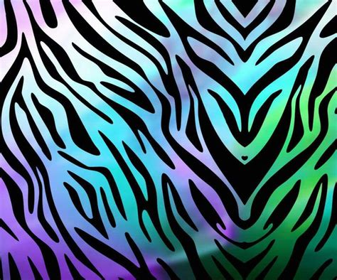 green wallpaper with zebras multi colored zebra stripes love that pinterest