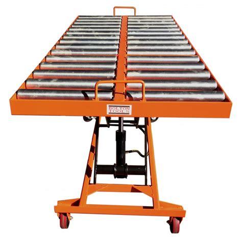 hand hydraulic lift table tf50br