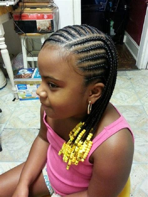 hairstyles for african toddlers large cornrows styles for little girls little black girl