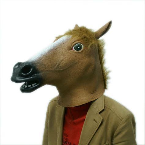 maschera testa di cavallo creepy testa di cavallo maschera altro abbigliamento id