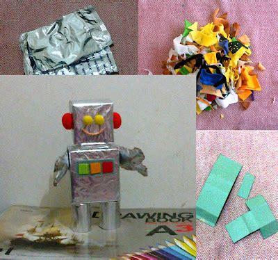Lem Astro Kecil buatan tsabita boneka the robot recycle
