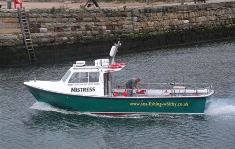 fishing boat for sale whitby whitby charter skippers associationmistress whitby boat