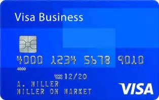 visa business credit cards visa