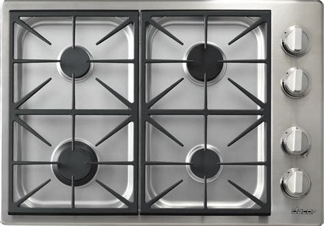 Gas Cooktop Btu Ratings - dacor dyct304gsng 30 inch gas cooktop with 4 sealed