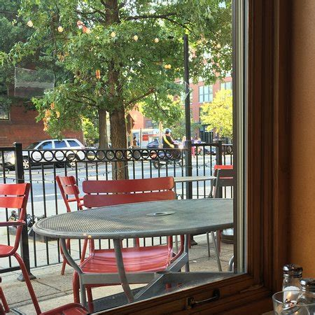 Drafting Table Washington Dc Brunch With My Pup On The Patio Pictured The Scraps Of The Hillbilly Benedict Picture Of
