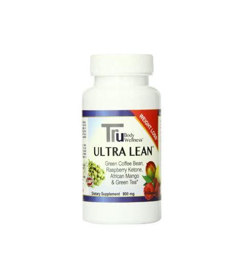 1 weight loss supplement trubody wellness ultra lean 4 in 1 weight loss supplement 6