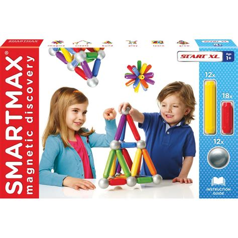 smartmax magnetic discovery table smartmax 174 magnetic discovery start xl building set the