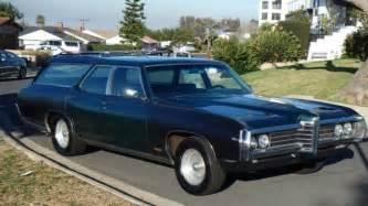 1969 Pontiac Wagon Bangshift 1969 Pontiac 428 4 Speed Station