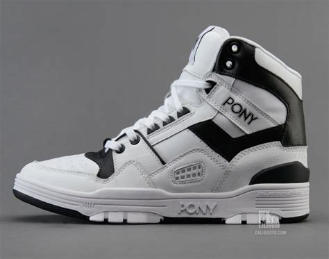 pony basketball shoes pony m 100 retro sole collector