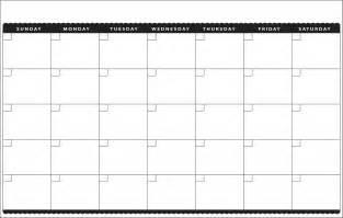 blank calendar month template printable blank month calendar printable calendar