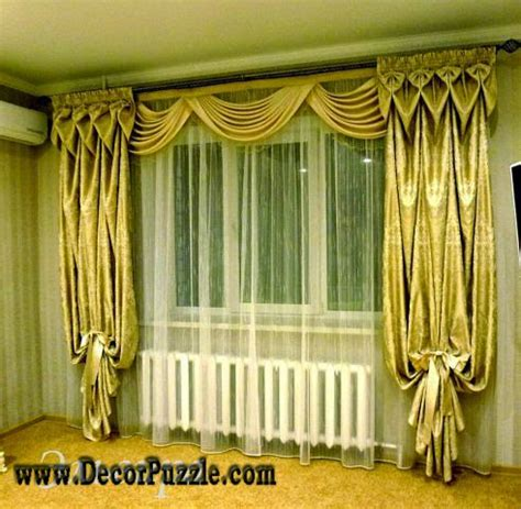 Curtain Style new curtain styles and designs 2017 for all rooms decor