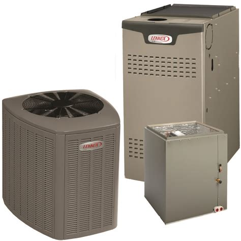 Lennox Elite XC16 2.0 Ton 2 Stage Air Conditioner with SL280 Variable Speed Furnace :: Lennox
