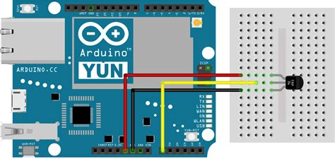 arduino yun tutorial italiano arduino temperaturewebpanel