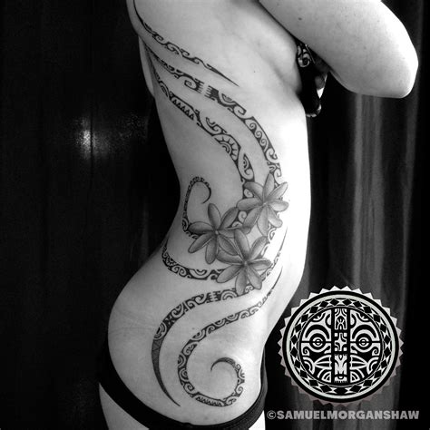 polynesian tattoo designs for women feminine tahitian style kulture kollective