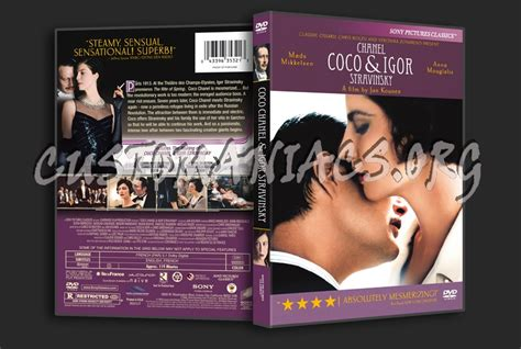 coco chanel and igor stravinsky blu ray coco chanel igor stravinsky dvd cover dvd covers
