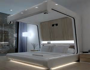 Futuristic Bedroom Design 26 Futuristic Bedroom Designs Decoholic